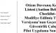 Otizm Davranış Kontrol Listesi (Autism Behavior Checklist-ABC) Modifiye Edilmiş Türkçe Versiyonu'nun Geçerlik ve Güvenirlik Çalışması: Pilot Uygulama Sonuçları